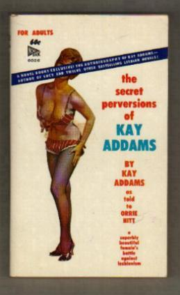 Addams - Secret Perversions of Kay Addams