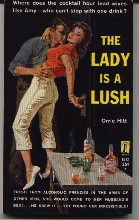 Hitt - Lady is a Lush