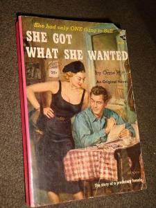 Hitt - She Got What She Wanfted