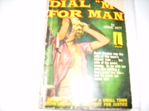 Hitt - Dial M for Man Aussie ed