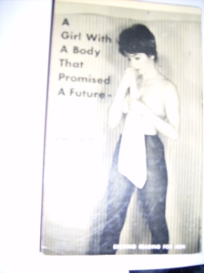 Hitt - Naked Model Back COver