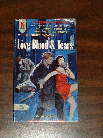 Weaver Hitt - Blood Tears